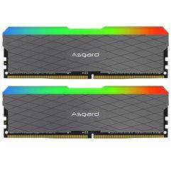 Memória RAM RGB Asgard 3200Mhz - 16GBx2 ou 8GBx2