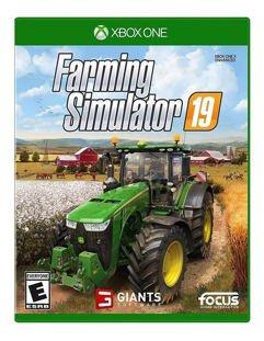 Jogo Farming Simulator 19 - Xbox One