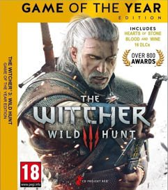 Jogo The Witcher 3 Wild Hunt - Game of the Year Edition para PC