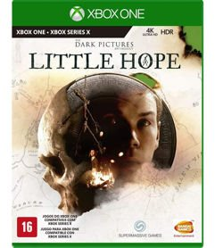 The Dark Pictures Anthology: Little Hope - Xbox One