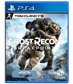 Jogo Ghost Recon Breakpoint - PS4