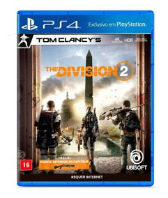 Jogo Tom Clancys The Division® 2 - PS4