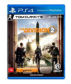 Jogo Tom Clancys The Division 2 - PS4