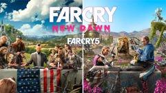Pacote Far Cry 5 + Far Cry New Dawn Edição Deluxe para PC