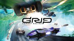 Jogo GRIP Combat Racing para PC