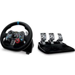 Volante Logitech G29 Driving Force PS3/PS4/PC
