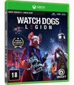 Jogo Watch Dogs Legion - Edição Limitada - Xbox One