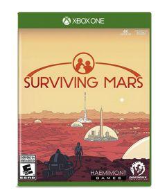 Jogo Surviving Mars - Xbox One