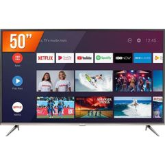 "Smart TV LED 50"" Ultra HD 4K Semp"