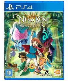 Ni No Kuni: Wrath of the White Witch Remasterizado - PS4