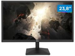 "Monitor para PC LG 23,8"" LED IPS - Full HD"