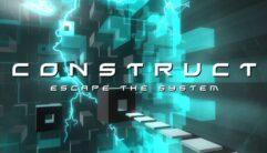 Jogo Construct Escape the System de Graça para PC