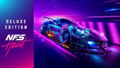 Jogo Need for Speed Heat Deluxe Edition - PC