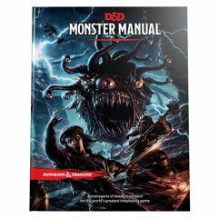 Dungeons & Dragons: Livro Manual Dos Monstros - Em Português