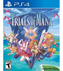 Jogo Trials of Mana - PS4
