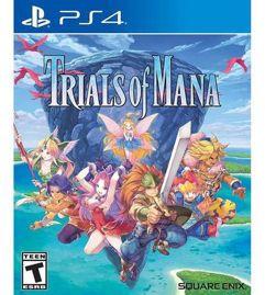 Jogo Trials of Mana - PS4