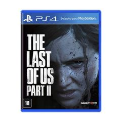 Jogo The Last of Us Part 2 para PS4