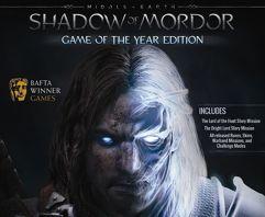 Jogo Middle-earth Shadow of Mordor - Edição GOTY para PC