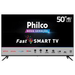 """Smart TV LED 4K 50"""" Philco HDR 4"""