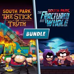 Pacote South Park: The Stick of Truth + The Fractured but Whole - Xbox One