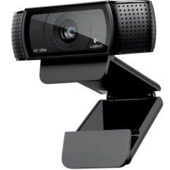 Webcam Logitech C920 Full HD 1080p Preta