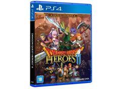 Dragon Quest Heroes 2 Edição do Explorador - PS4