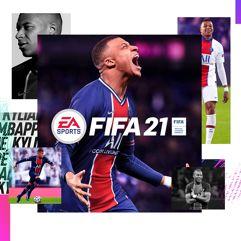 FIFA 21 Edição dos Campeões - PS4   PS5