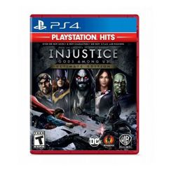 Game Injustice: Gods Among Us Ultimate Edition - PS4
