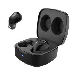 Fone de Ouvido Motorola Vervebuds 100, Bluetooth Estéreo Resistente à Água - Preto