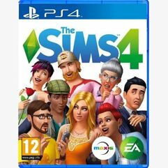Jogo The Sims 4 - PS4