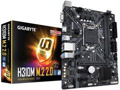 Placa Mãe Gigabyte M.2 2.0 Intel - DDR4 Micro ATX