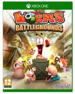 Jogo Worms Battlegrounds - Xbox One