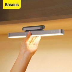 Luz Baseus com base magnética recarregável