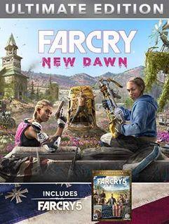 Pacote Far Cry New Dawn + Far Cry 5 para PC