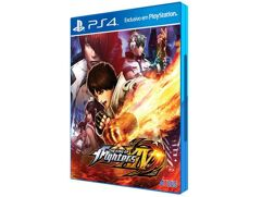 Jogo The King of Fighters XIV para PS4