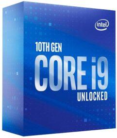 Processador Intel Core i9-10850K, Cache 20MB, 3.6GHz (5.2GHz Turbo