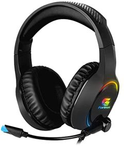 Headset Gamer RGB Holt FORTREK