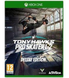 Tony Hawks™ Pro Skater™ 1 + 2 - Xbox One