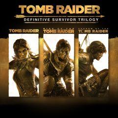 Tomb Raider: Definitive Survivor Trilogy - Xbox One