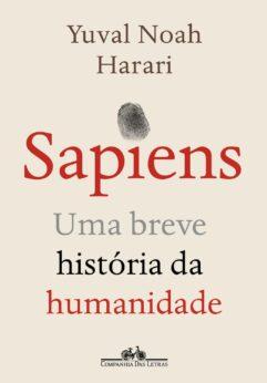 Livro - Sapiens (Nova edição)