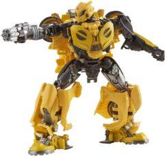 Boneco Transformers Studio Series Deluxe, Figura de 11 cm - Bumblebee - F0784 - Hasbro