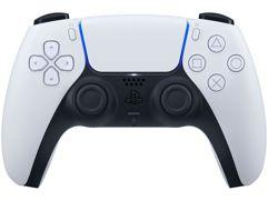 Controle DualSense PS5 - Branco