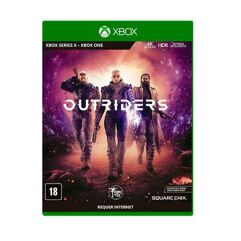 Game Outriders - Xbox One