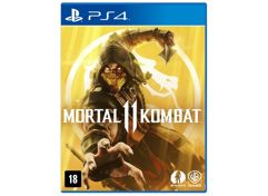 Jogo Mortal Kombat 11 - PS4