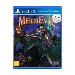 Jogo Medievil - PS4