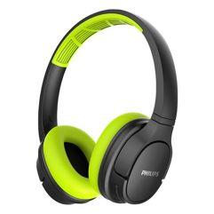 Headphone Philips Sport Sem Fio - Verde