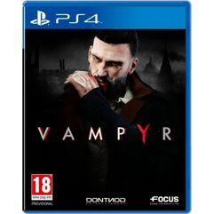 Jogo Vampyr - PS4