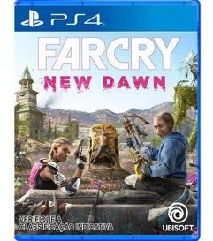Jogo Far Cry New Dawn - PS4