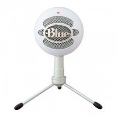 Microfone Condensador Blue Snowball iCE - para Gravação e Streaming