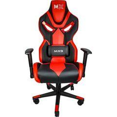 Cadeira Gamer MX9 Giratoria - Mymax - Vermelho